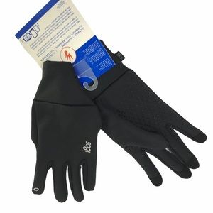 180s All Touch Screen Performance Gloves Black NEW